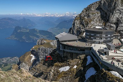 Mount Pilatus Viewing Station