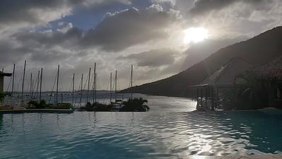Scrub Island Resort and Spa. Infinity Pool