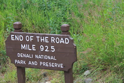20160710-057 - Denali NP-Kantishna Roadhouse Bus Tour-End of Mt Denali Road