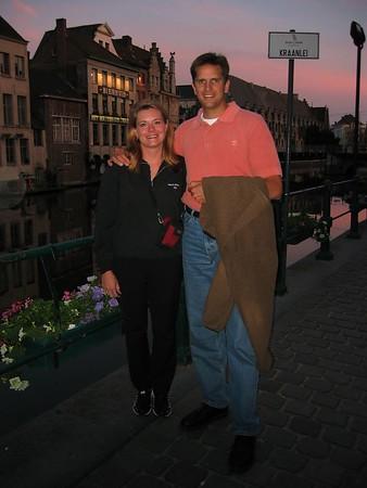Amsterdam / Brussels Trip July 2003