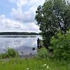 Summer Volga scene.