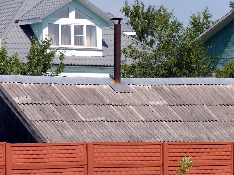Vyatskoe windows & roof.