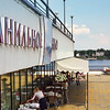 The Vanilla Sky restaurant on the Volga River. (7.12.2011)