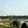 Millennium Park at the intersection of the Volga & the Kotorosl Rivers during the day.
