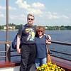 Us on the Volga.