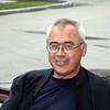 The man with a vision, Oleg Zharov, determined to turn Vyatskoe around.