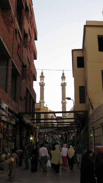 One of the souq's or marketplaces