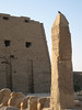 In the morning, we head over to check out Karnak Temple.