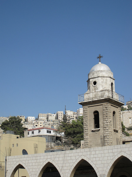 Most of the churches here were Coptic - related to Greek Orthodox