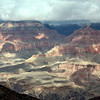 Cloud shadows over Grand Canyon.