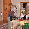 We were the only guests during our stay, so we had breakfast at a smaller table. Lois & Pauline prepared fabulous breakfasts.