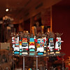 Kachinas for sale at the Heard Museum. (Phoenix, AZ)