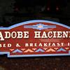 Adobe Hacienda, our home in Sedona. (Oak Creek Village, Sedona, Arizona)