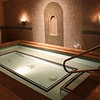Jacuzzi in the women's spa at the Montelucia.
