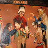 Arizona's Native American tribes are represented on the walls of El Tovar's dining room.