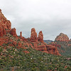 View from Sedona's Chapel of the Holy Cross.