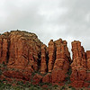 Sedona's glorious red rocks.