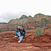Togetherness in Sedona.