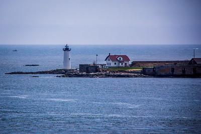 Portsmouth Harbor Light Light station in New Castle, New Hampshire