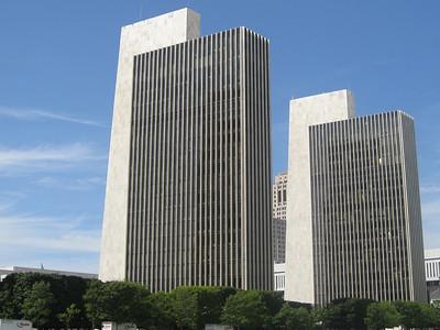 Towers in Albany, NY