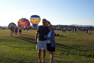 Balloonfest Lake George