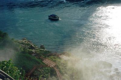 Maiden of the Mist, Niagara Falls, NY