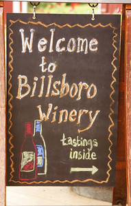 Billsboro Winery- Finger Lakes, NY