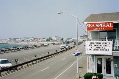 Hampton Beach, NH 2001