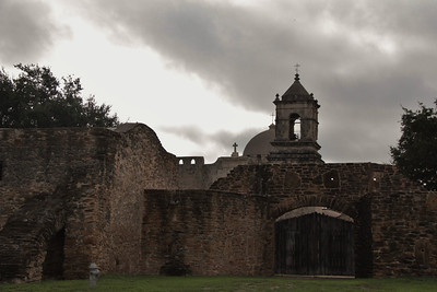 Much of what is visible today at Mission San José was reconstructed by the Works Progress Administration in the 1930s. The Archdiocese of San Antonio and San José parish are responsible for any maintenance and preservation work needed on the church structure itself. About 80% of the church is original.