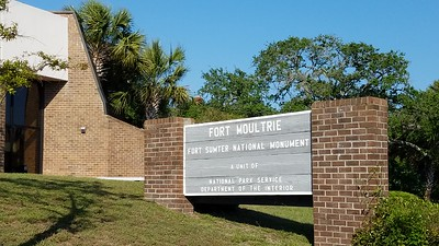 Fort Moultrie & Fort Sumter National Monument