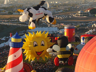 Balloon Fiesta Albuquerque, NM 2006