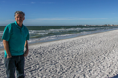 Bob, Clearwater Beach, 2015