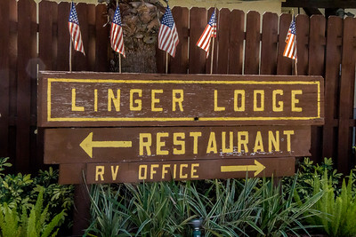 Linger Lodge, Florida