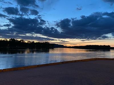 Mississippi River - La Cross, WI