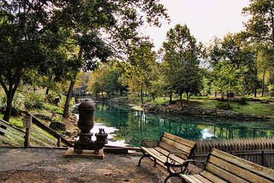 Blue Spring - Arkansas