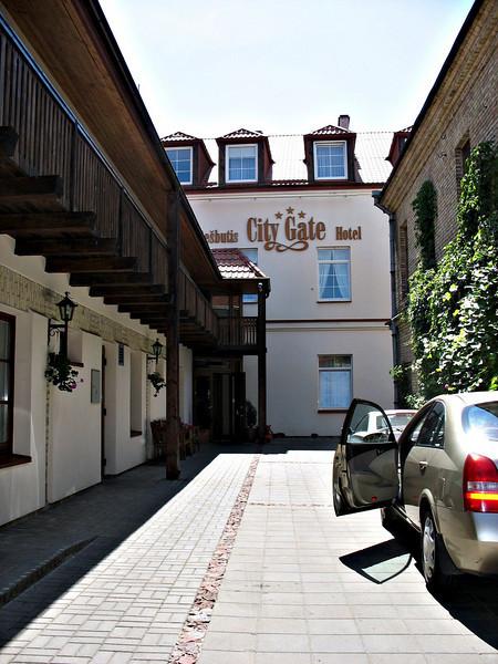 Vilnius hotel, City Gate.