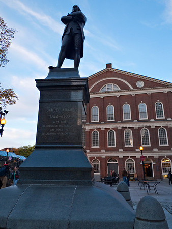 Samuel Adams, Boston.