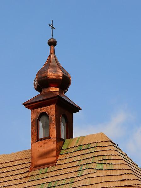 9-2-2007 Castle Rosjyn - Copper Minaret