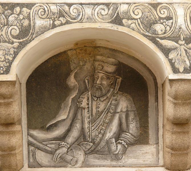 9-3-2007 Slavonice - Detail King 2