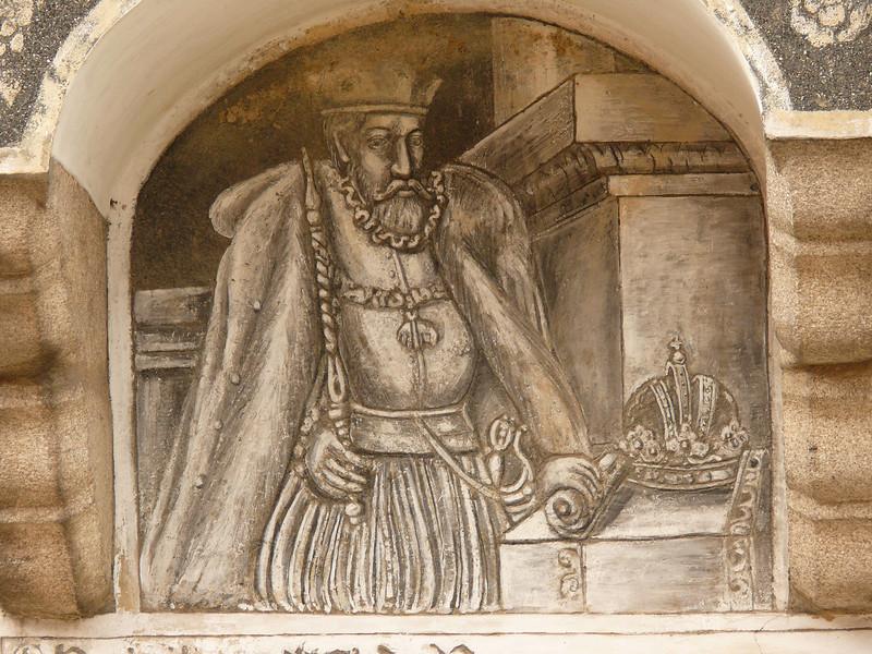 9-3-2007 Slavonice - Detail King 1