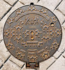 8-27-07 Budapest - Sewer Cover