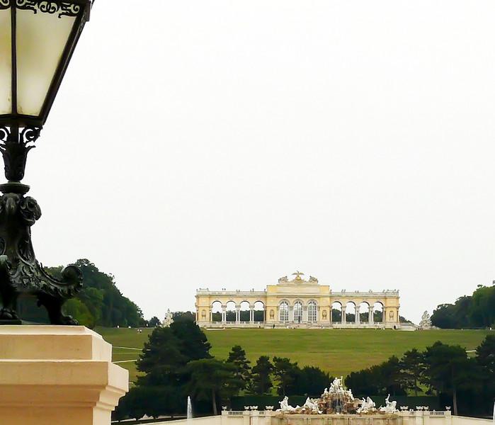 8-29-07 Schonbrunn Palace - The Gloriette