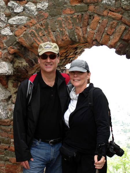 9-01-2007 Steve and Jeri