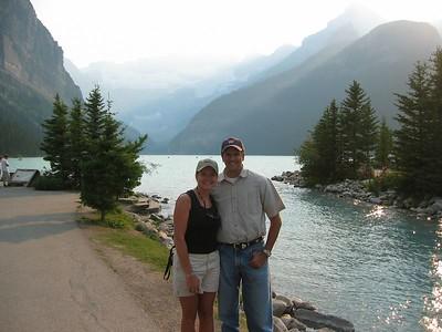 Calgary / Banff / Glacier Road Trip July 2003