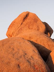 Boulders at Sunrise