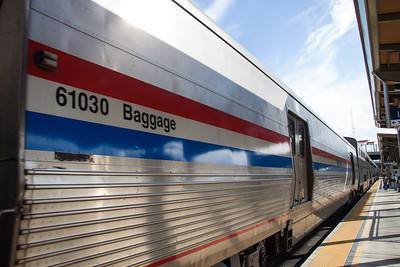 More trains...