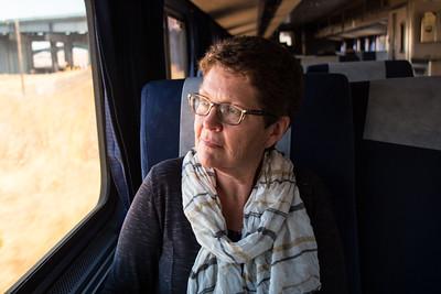California 2016 - Day 6 - Train to Van Nuys, CA
