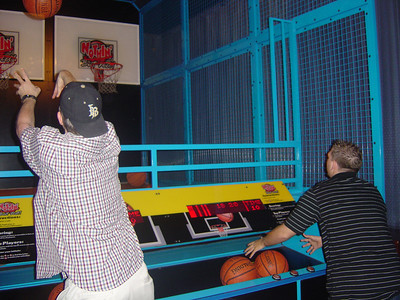 Dave & Busters, Irvine CA July 2, 2005