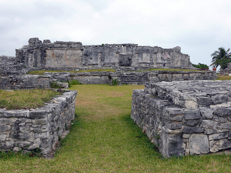 Tulum Mayan ruins.