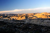 Sunrise light over Calf Creek